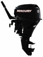 Valties variklis Mercury F15M