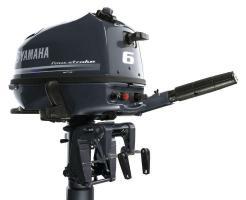 Valties variklis Yamaha F6CMH